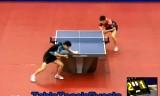 【卓球】 洪子翔VS金ミンホ 韓国オープン2013