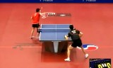 丹羽孝希VS許昕(3回戦)韓国オープン2013