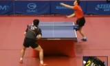 【卓球】 王皓VS馬琳(準々決勝)韓国オープン2013