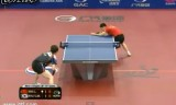 【卓球】 馬龍VS柳承敏(準々決)韓国オープン2013