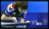 【卓球】 徐孝元VS平野早矢香 WTC2013