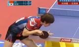 【卓球】 劉詩文VS石賀浄 アジアカップ2013(準決勝)