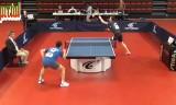 【卓球】 ゴズィの試合 フランス選手権2013