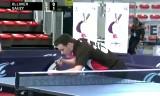 【卓球】 ゴズィVSブライス フランス選手権2013