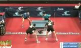 【卓球】 ゴズィ/ルベッソン フランス選手権2013