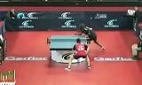 【卓球】 サリフVSローレンス フランス選手権2013