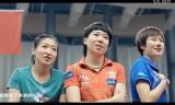 中国ナショナルチームは卓球も歌も上手