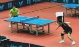 中国NTが他国選手と練習?高画質