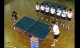 中国卓球教室 中国での教え方を学ぶ4