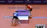 【卓球】 ラカトシュVSヤンゴー 世界卓球2013パリ