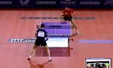 【卓球】 フローラスの試合 世界卓球2013パリ