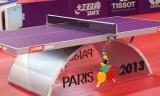 【卓球】 会場の様子を紹介☆ 世界卓球2013パリ