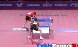 【卓球】 許昕VSメンゲル(高画質)世界卓球2013パリ