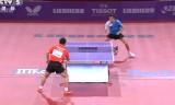 【卓球】 王皓VSマルコス(高画質)世界卓球2013パリ