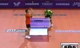 【卓球】 サムソノフVSアルハサン 世界卓球2013