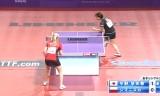【卓球】 平野早矢香VSシマニスカ 世界卓球2013パリ