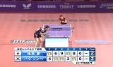 【卓球】 福原愛VSパククンヘ 世界卓球2013パリ