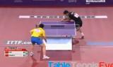 【卓球】 張継科VS樊振東(3回戦)世界卓球2013パリ