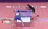 【卓球】 馬龍VSトキッチ(3回戦)世界卓球2013パリ