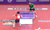 【卓球】 松平健太VSサムソノフ 世界卓球2013パリ