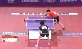 【卓球】 丹羽孝希VS馬龍(画質良)世界卓球2013パリ