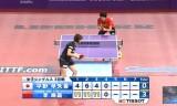 【卓球】 平野早矢香VS李暁霞 世界卓球2013パリ