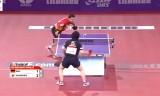 【卓球】 岸川聖也VSティモボル 世界卓球2013パリ