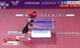 【卓球】 許昕VS松平健太(準々決勝)世界卓球2013パリ
