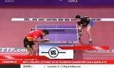 【卓球】 馬龍VS王皓(準決勝) 世界卓球2013パリ