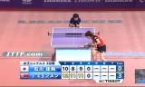 【卓球】 石川佳純VSリミョンスン 世界卓球2013パリ