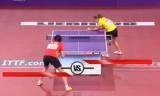 【卓球】 李暁霞VS劉詩文(決勝戦) 世界卓球2013パリ