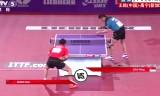 【卓球】 王皓VSガオニン(長時間)世界卓球2013パリ