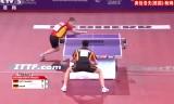 【卓球】 オフチャロフVSバウム 世界卓球2013パリ