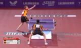 【卓球】 オフチャロフVSバウム(高画質)世界卓球2013パリ