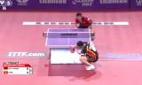 【卓球】 オフチャロフVS唐鵬 世界卓球2013パリ