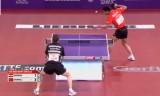 【卓球】 張継科VSガルドス 世界卓球2013パリ