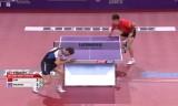 【卓球】 閻安VSクレアンガ 世界卓球2013パリ
