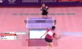 【卓球】 シェンVSパクソンヘ 世界卓球2013パリ