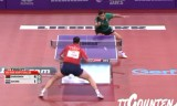 【卓球】 サムソノフVSガシナ 世界卓球2013パリ
