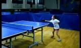 【技術】 唖然!6歳の少女がもの凄い多球練習を