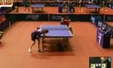 【卓球】 ロビノVSシバエフ クロアチアオープン2013