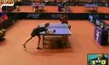 【卓球】 カールバーグの試合 クロアチアオープン2013