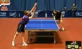 【卓球】 ロビノVSラカトス クロアチアオープン2013