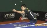 中国卓球の技術指導2-サービス技術