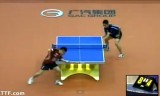 【卓球】 吉田海偉VSマーリャン 中国オープン2013