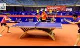 【技術】 中国選手達の練習 中国オープン2013