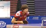 【卓球】 丁寧VS石賀浄(準々) 中国オープン2013