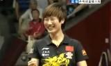 【卓球】 シェイク対ペン!珍しい大会が中国で♪