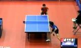 【卓球】 上田仁VS徐延和(韓国)日本オープン2013