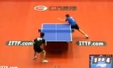【卓球】 ロビノの試合動画 日本オープン2013
